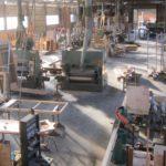 Seimm serramenti laboratorio interno lavorazione legno